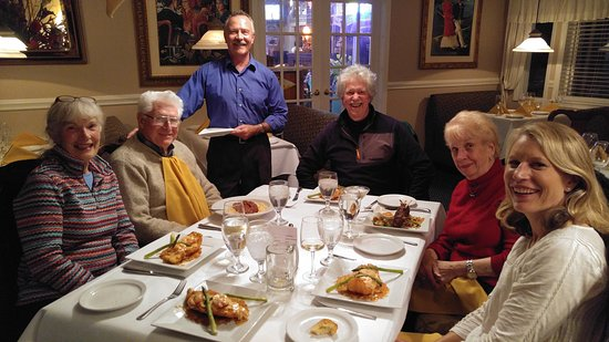 Lake Lure, Carolina del Norte: Luna Del Sol Restaurant
