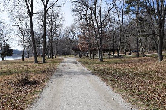 Leesylvania State Park: Potomac Trail