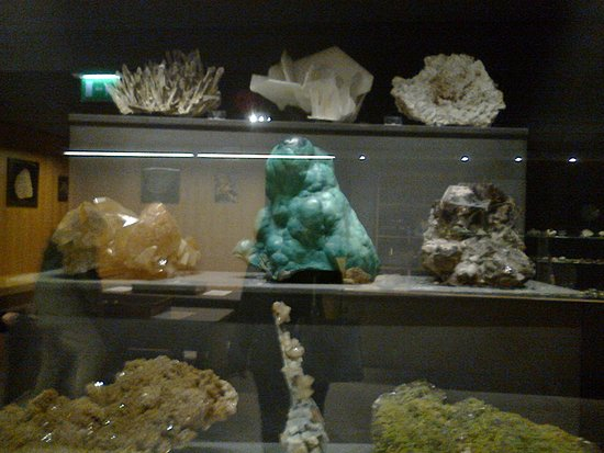 Collection de Mineraux