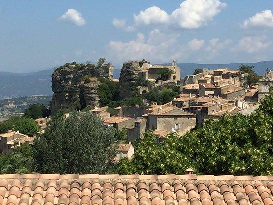 Saignon, Fransa: Le Roche
