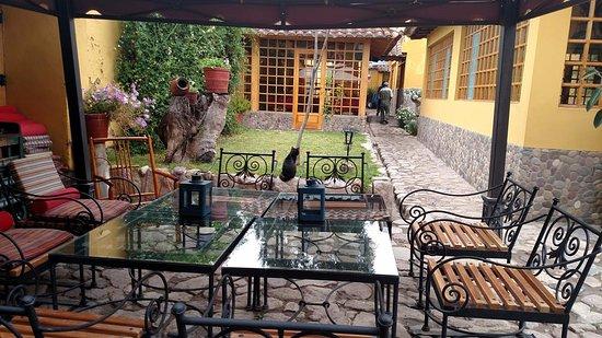 Amaru Valle Hotel: Bar