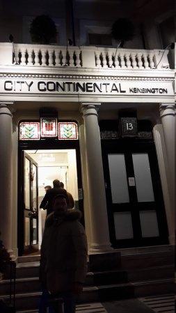 City Continental London Kensington: 20161129_210628_large.jpg