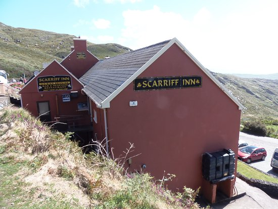 Scarriff Inn along the Ring of Kerry Road, Caherdaniel, County Kerry