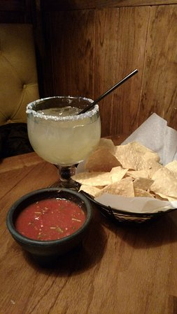 Newington, NH: Old Mexico Margarita