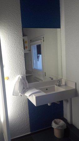 Foto de hotelF1 Strasbourg Pont de l'Europe