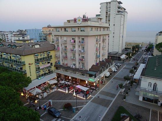 Hotel & Residence Il Teatro: Aussicht vom Dach