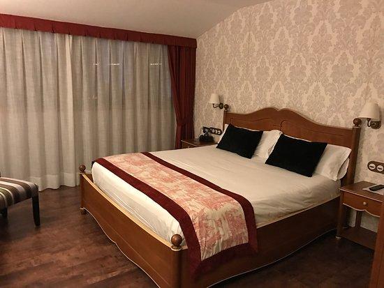 Husa Sant Bernat: Hotel en el Montseny con mucho encanto