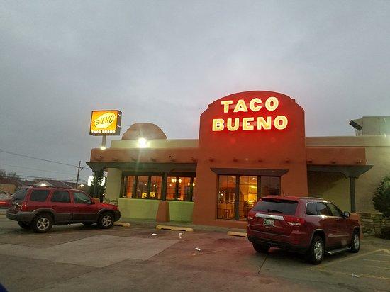 Taco Bueno Tulsa 9760 E 31st St Restaurant Reviews