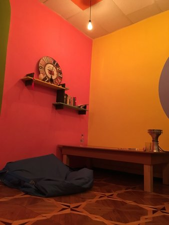 My stay at Elements Hostels