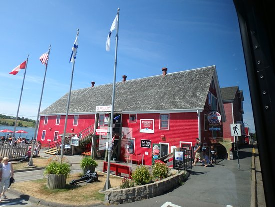 Best Seafood Restaurant In Nova Scotia