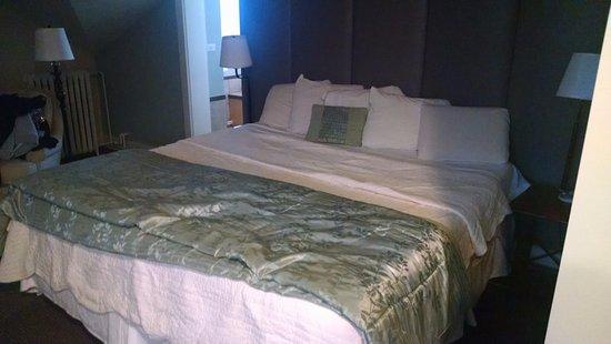 Bernadine's Stillman Inn: Room 8 in the attic.
