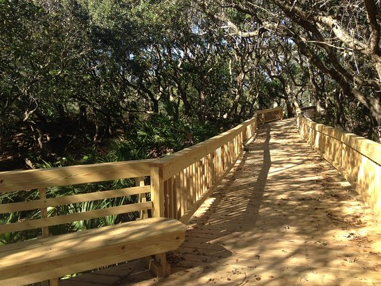 Hampton Inn & Suites Jekyll Island: New nature walk