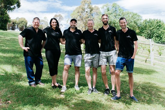 The Glenlyon Estate team