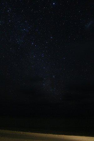 The Rarotongan Beach Resort & Spa: Night sky