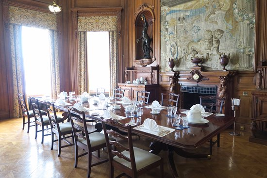 Farmleigh House and Estate: Formal dining room