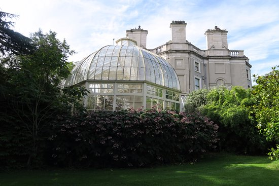 Farmleigh House and Estate: Another view of the building