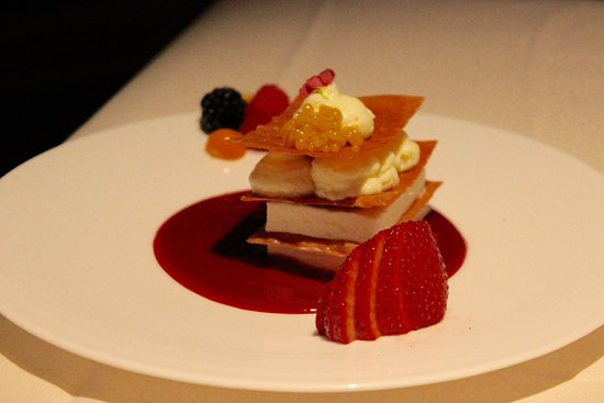 Five Sails Restaurant: Lemon Mille Feuilles
