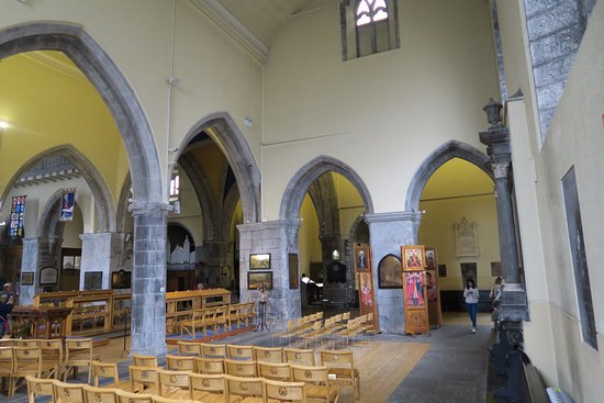 St. Nicholas' Collegiate Church: Inside view