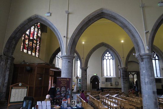 St. Nicholas' Collegiate Church: One more inside view