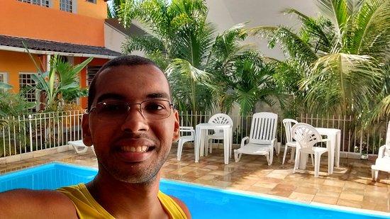 Vila Muriqui, RJ: Vista piscina 1