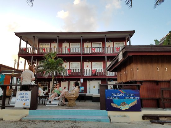 Ocean Tide Beach Resort: 20161228_171150_large.jpg