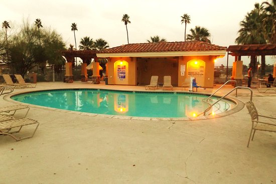 Extended Stay America Palm Springs Airport Small Pool For Large Hotel