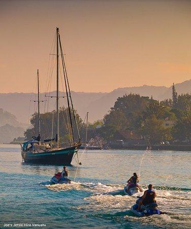 Vanuatu  JetSki & Watersports
