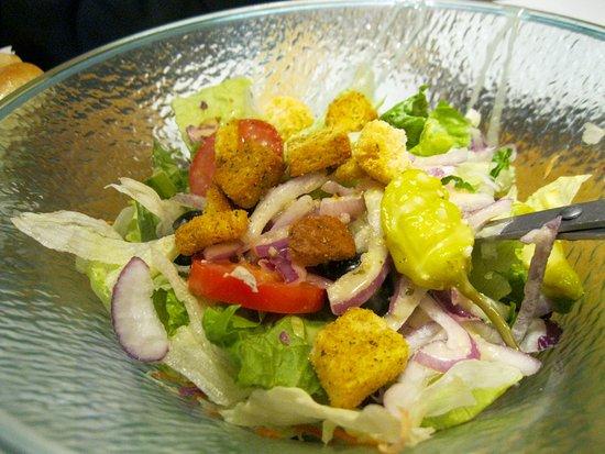 olive garden garden salad - Olive Garden Salad