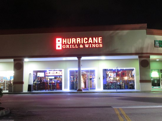 Hurricane Sports Grill: Hurricane Grill and Wings Pembroke Pines