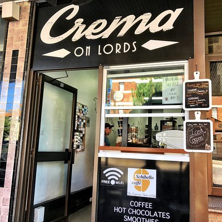 Crema on Lords