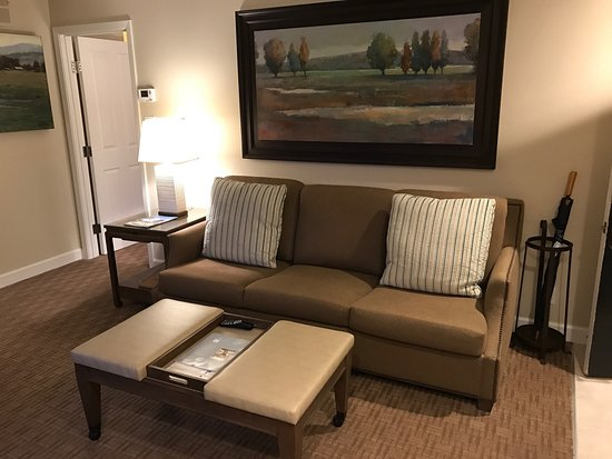 Our 1 Bedroom Mansion Suite Picture Of Silverado Resort And Spa Napa Tripadvisor