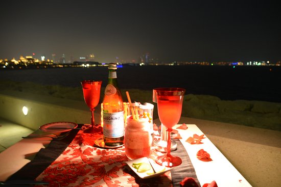 best romantic dinner in kl
