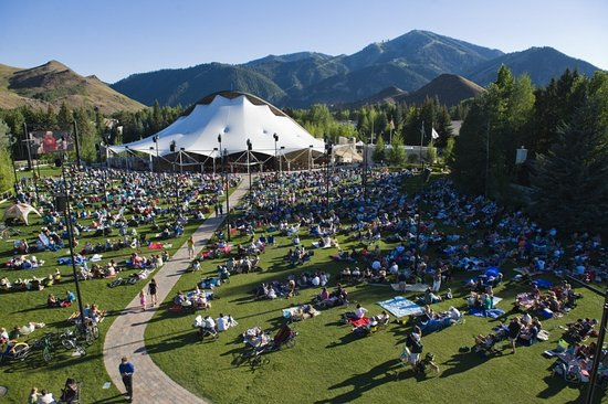 Best Western Plus Kentwood Lodge: Sun Valley Summer Symphony concerts for free for all