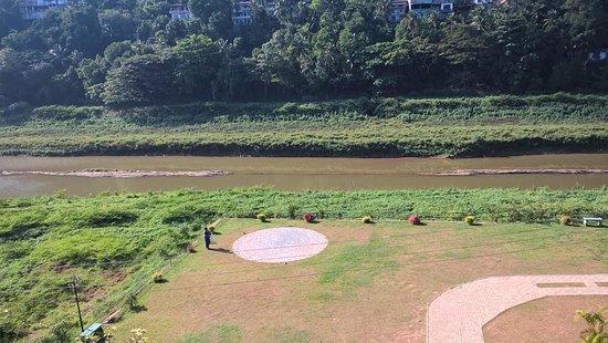 Kundasale, Sri Lanka: Mahaweli river