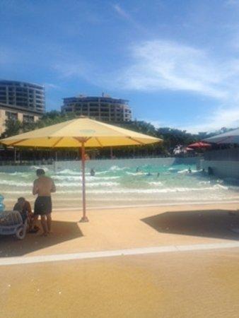 Wave Lagoon: Wave Pool