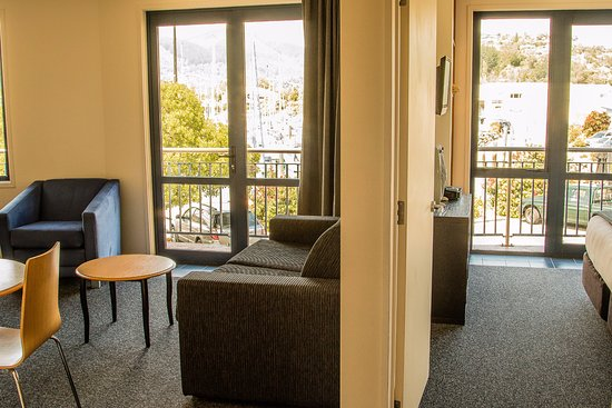 Harbourside Motor Lodge: 1 bedroom Harbourview Apartment