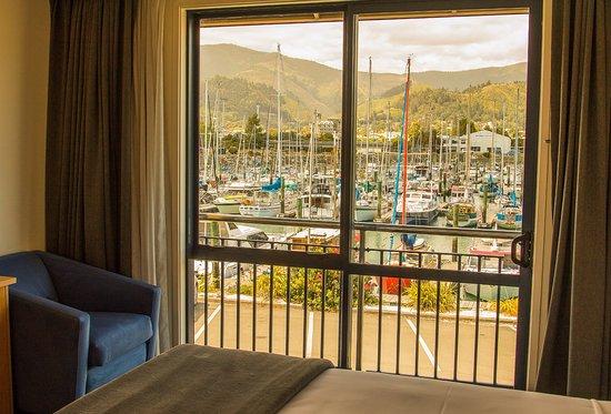 Harbourside Motor Lodge: Harbourview Studio