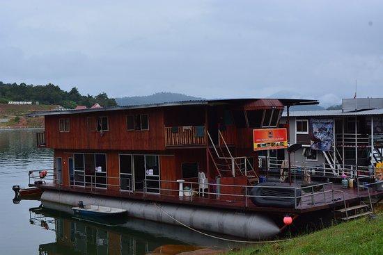 Kenyir Lake: Suria Permata Kenyir Houseboat 2