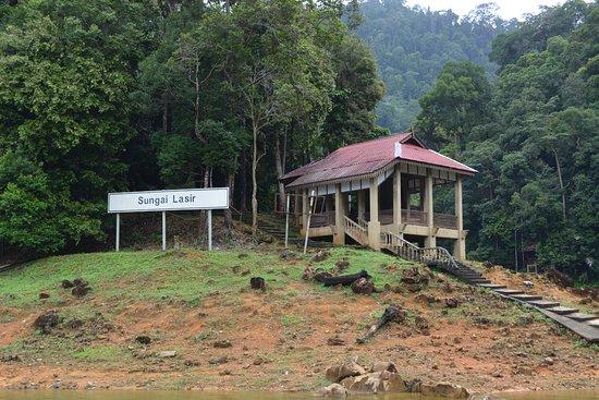 Kuala Berang, Malásia: Sungai Lasir