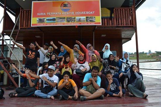 Kuala Berang, Малайзия: My Family