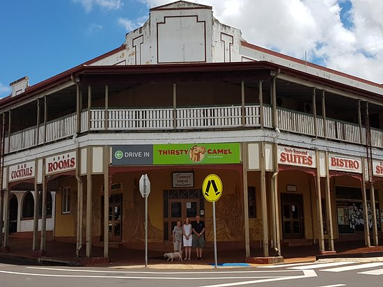 Atherton Backpackers @ The Grand Hotel