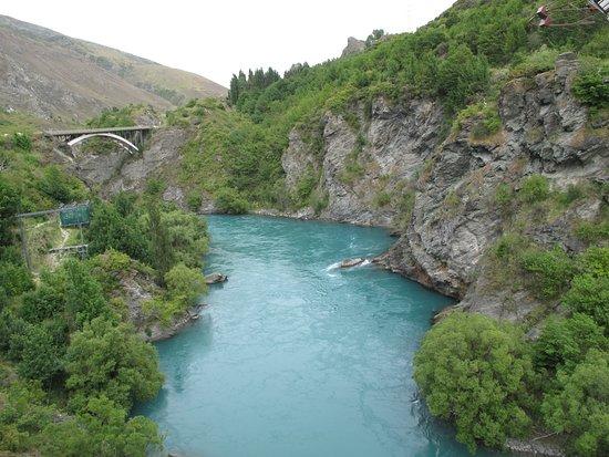 Κουίνσταουν, Νέα Ζηλανδία: Kawarau River