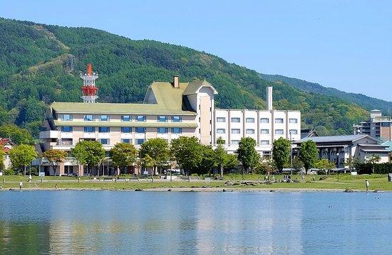 諏訪湖飯店