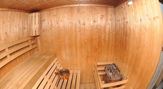 Pearl Residence Hotel Apartments: sauna