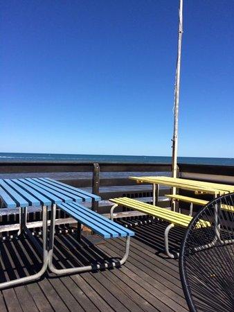 West Beach, Australien: needs renovation