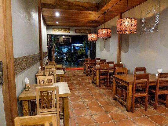 Cafe Aras: 1st floor of Aras Cafe
