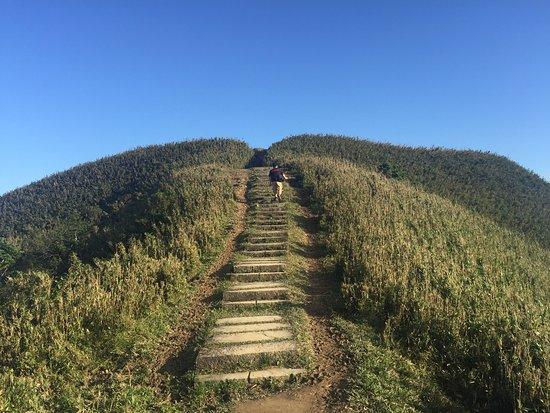 Wan Keng Tou Mountain