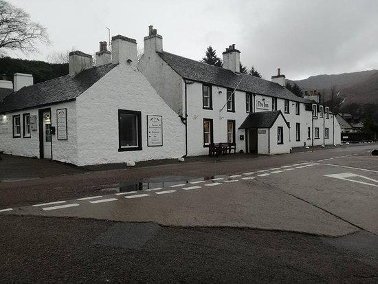 Ardgour, UK: The Inn