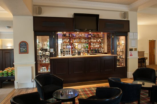 Grantown-on-Spey, UK: Bar