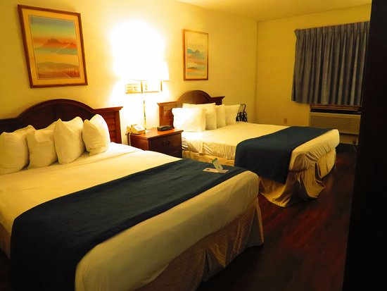Americas Best Value Inn: Nice Big Room